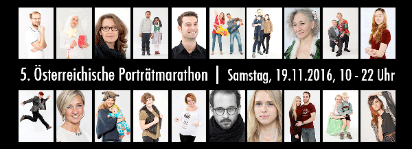 5th Austrian Portrait Marathon