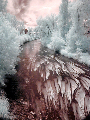Photoexhibition INFRARED, Photo: Stefan Hutter